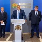 Сменят петима министри в кабинета